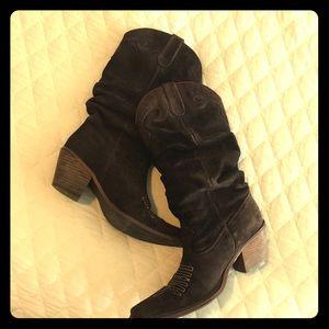 """""""Cowboy"""" boots"""